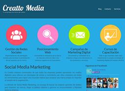 Proyecto: Creatto Media