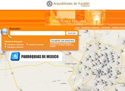 Proyecto: Directorio Arquidiócesis de Yucatán