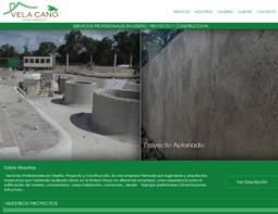 Proyecto: Vela Cano Construcción